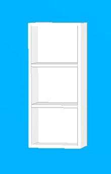 Stomme till badrumsöverskåp 30cm