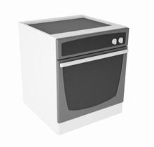 Underskab til ovn