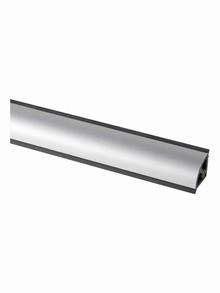 Bakkantlist i aluminium