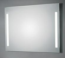 Spejl med lys - 100 cm - LED
