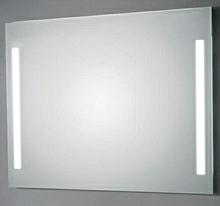 Spejl med lys - 80 cm - LED