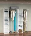 Garderobe indretning 213cm
