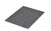 Bordplade stang - 4100 mm - Mørkgrå bundfarve med grå/sort og grå nister