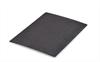Bordplade stang - 4100 mm - Mørkgrå bundfarve med lysgrå-sort nister