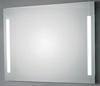 Spejl med lys - 90 cm - LED
