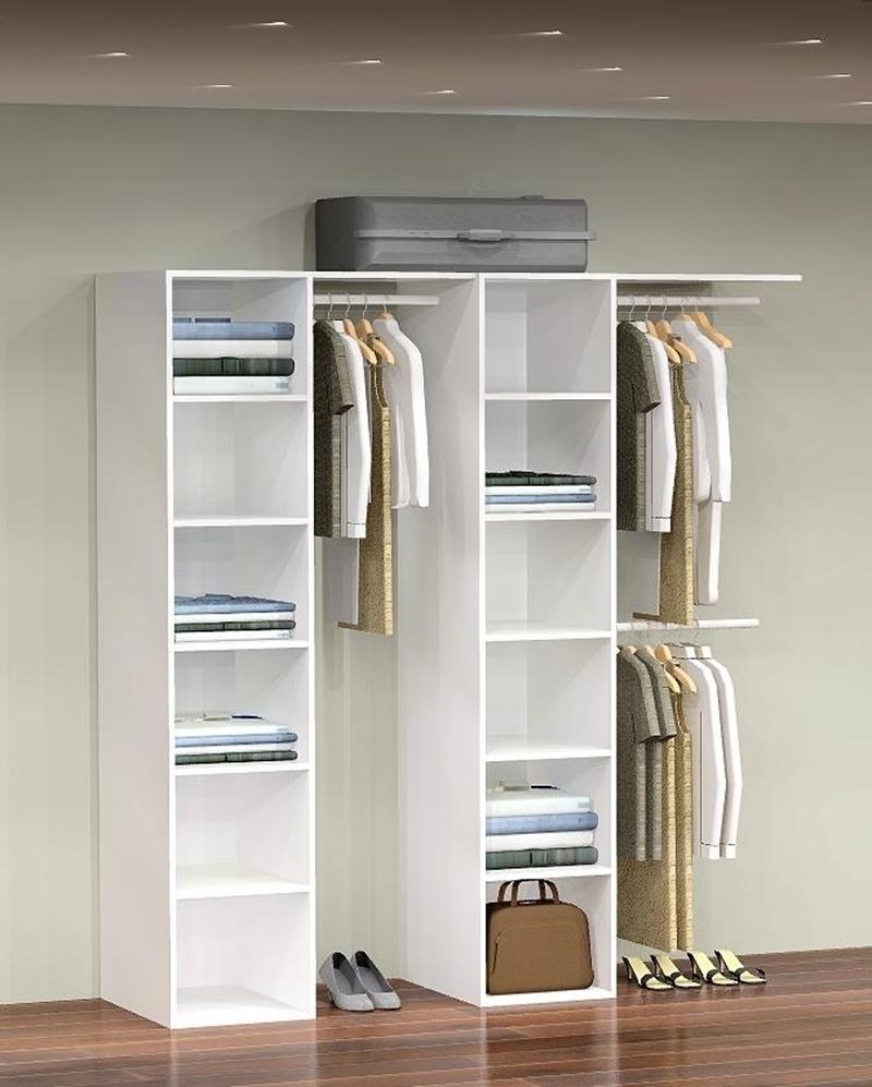 Garderobe indretning 183cm - købes online hos kitchn.dk