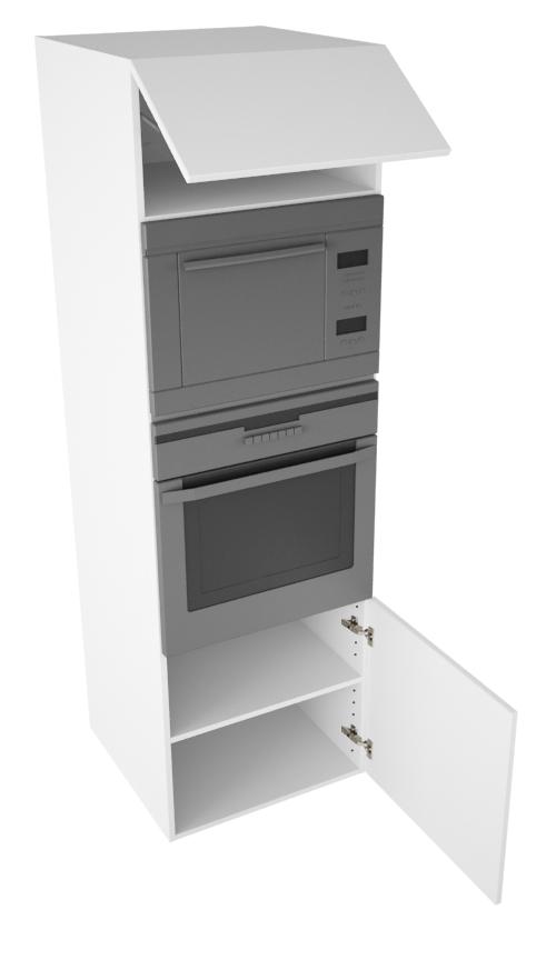 Billigt højskab til ovn og mikroovn - Gratis levering - køb her