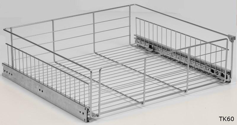 trådkurv til skab Solide trådkurve til 50 cm skab   Køb online   billig levering trådkurv til skab