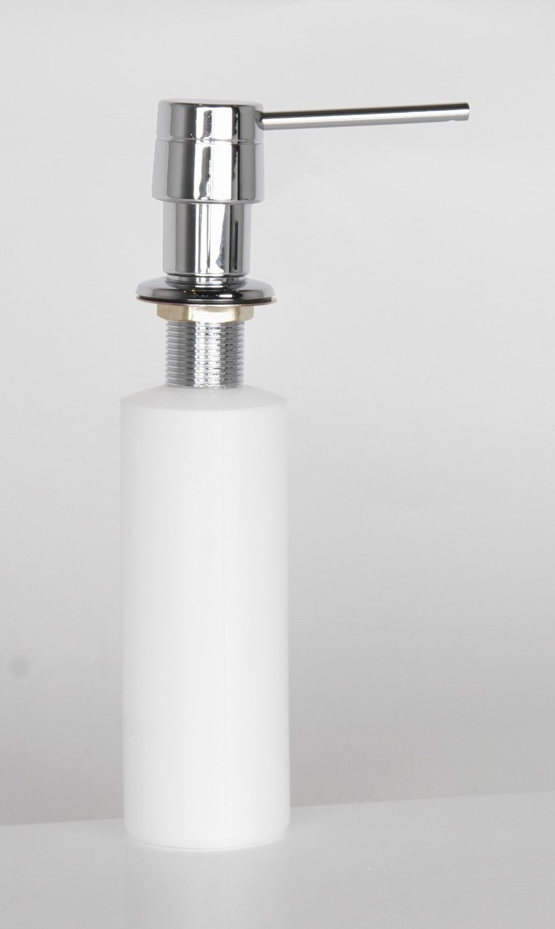 sæbedispenser til køkkenvask Billig sæbeautomat   købes online   hurtig levering sæbedispenser til køkkenvask