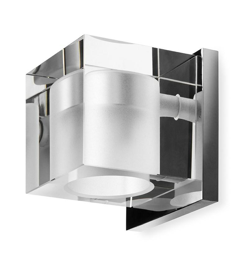lampe til badeværelse Lampe til badeværelse   Simply Light Square til vægmontering lampe til badeværelse