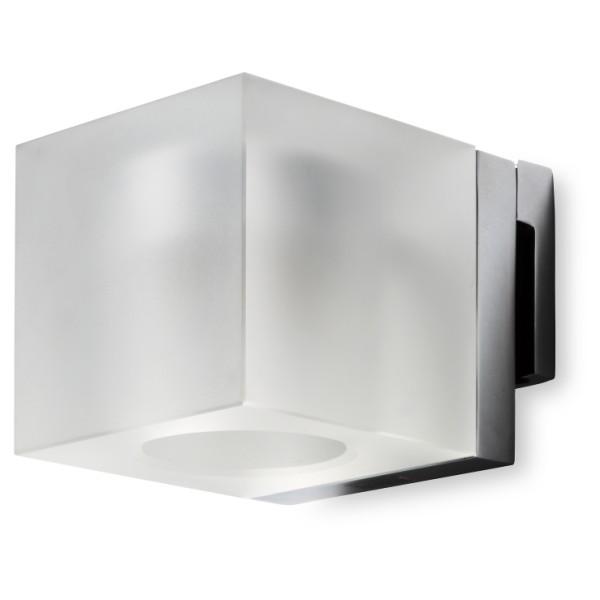 Avanceret Simply Light Square badeværelseslampe til spejl - dansk design XY52