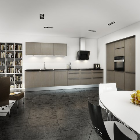 Galleri med køkken, bad & garderobe inspiration