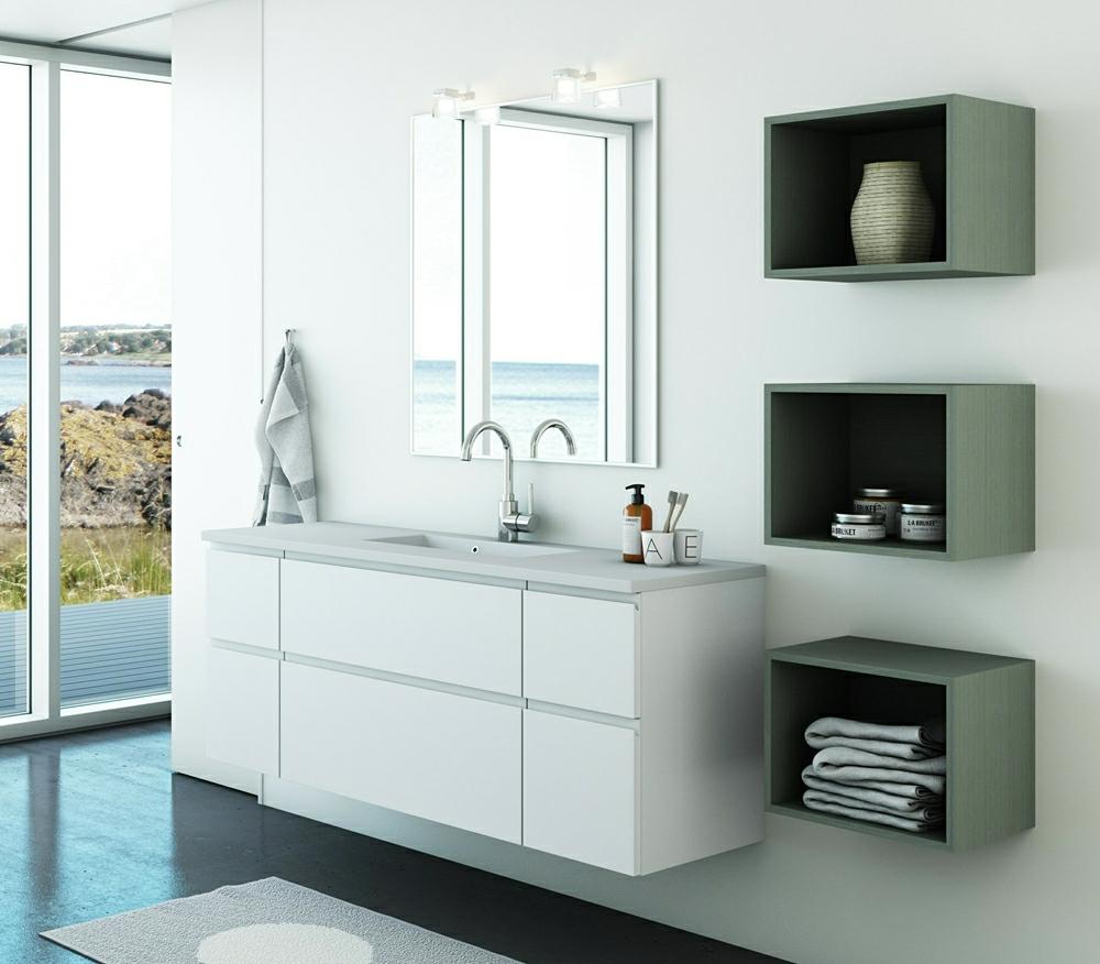 møbler badeværelse Badeværelse   Få inspiration til dit badeværelse online her møbler badeværelse