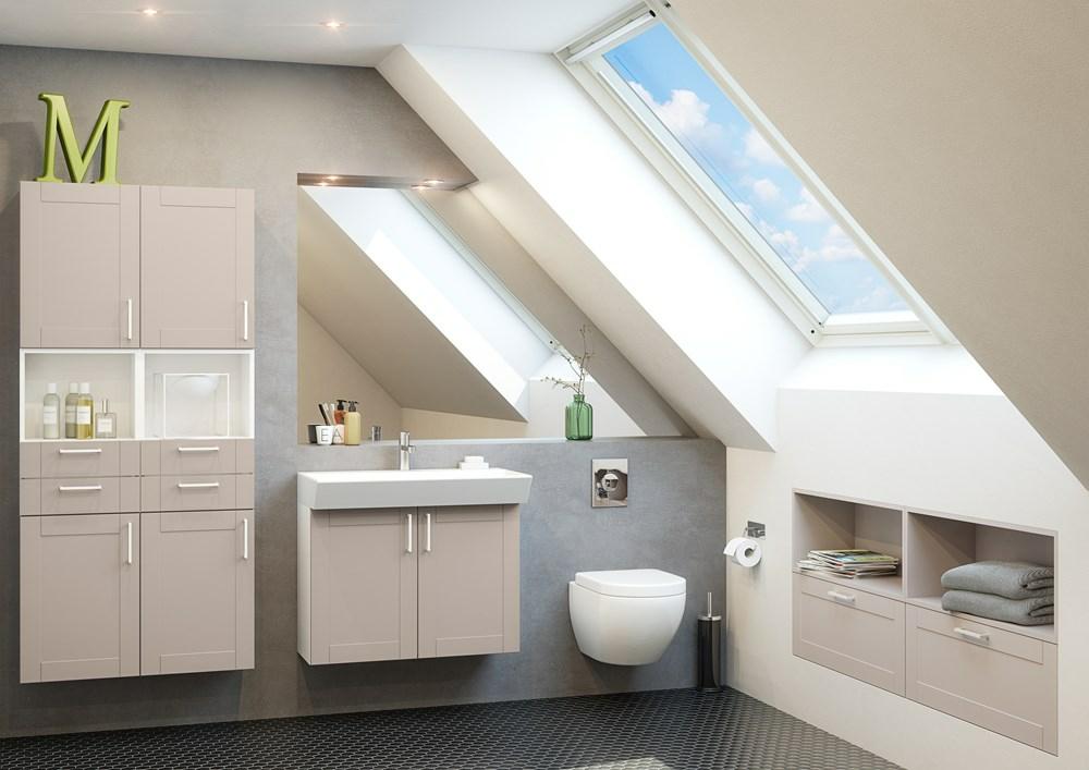 Inspiration til nyt badeværelse   se din nye bad indretning