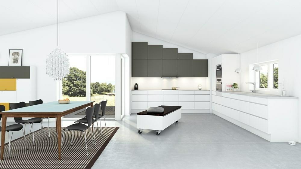 Gør det selv køkken i god kvalitet - Dansk produceret kvalitet