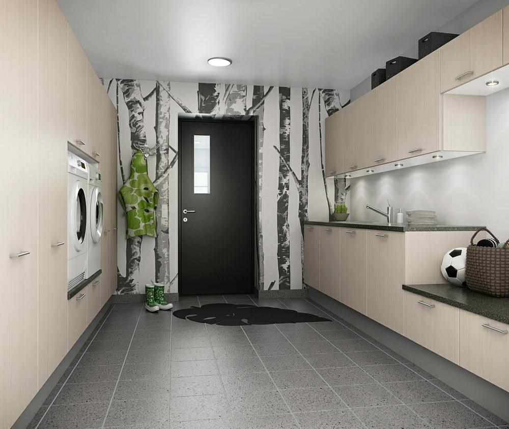 Inredning tvättstuga inspiration : Tvättstuga inspiration - 30 Ã¥rs garanti - kitchn.se