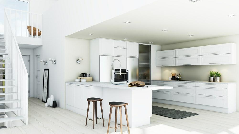 Køkken inspiration   find inspiration til køkkenet her