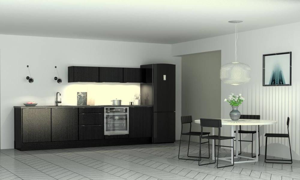 tegn dit nye køkken