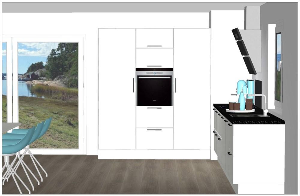 Udestående Tilbud på køkken - Se eksempler på køkkentilbud online her SU33