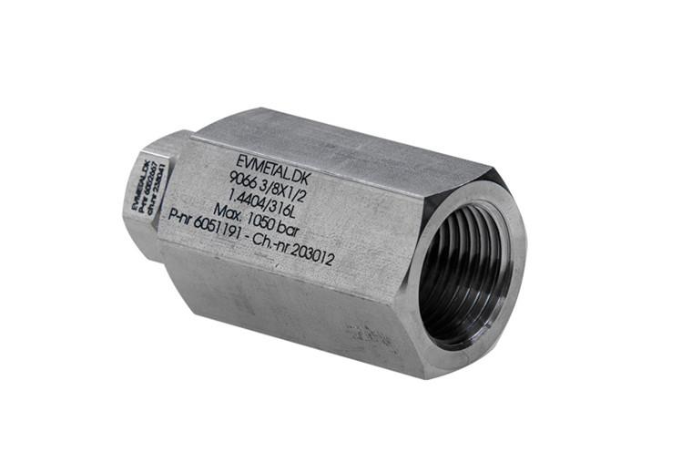 9066 - Adaptor (female/female)