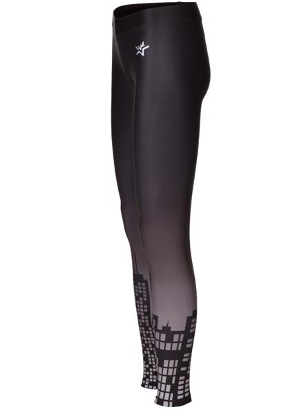 Printed leggings no. 16-700100-100