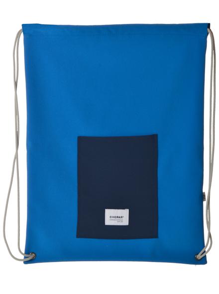 Mulepose med lomme