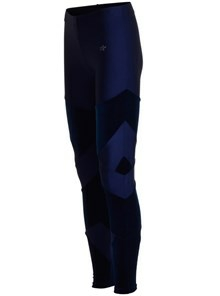 Leggings no. 15-700600-200 Blue Velour