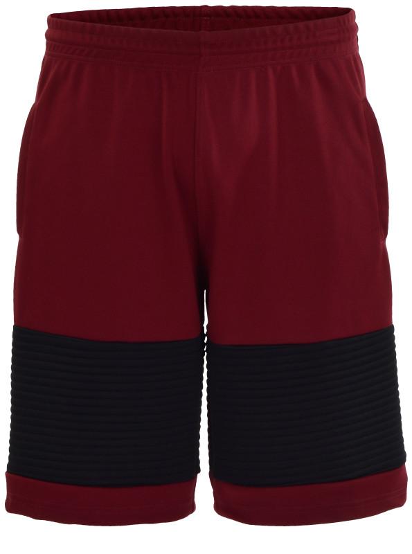 Quilt shorts Men 16-701400-200