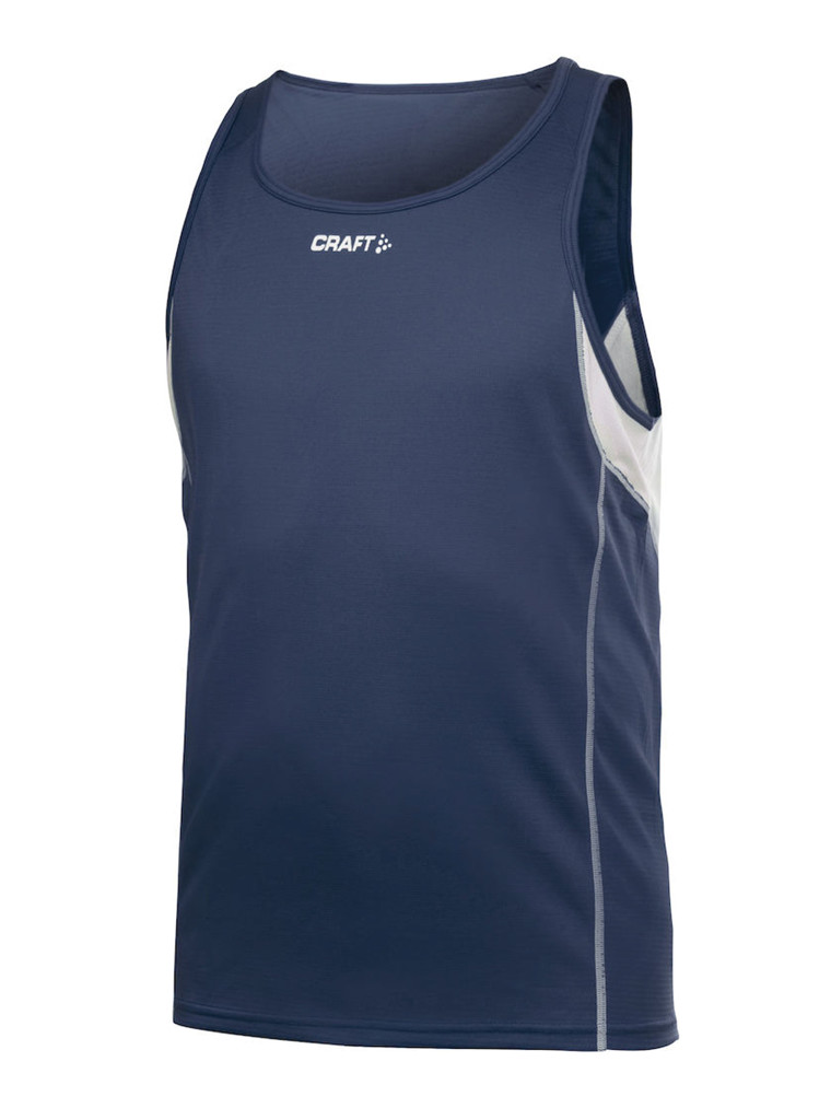 Craft T&F Singlet no. 1901236 - Herre