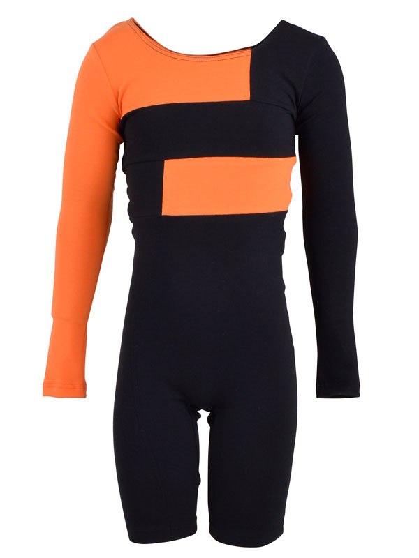 Catsuit NS-140 Orange