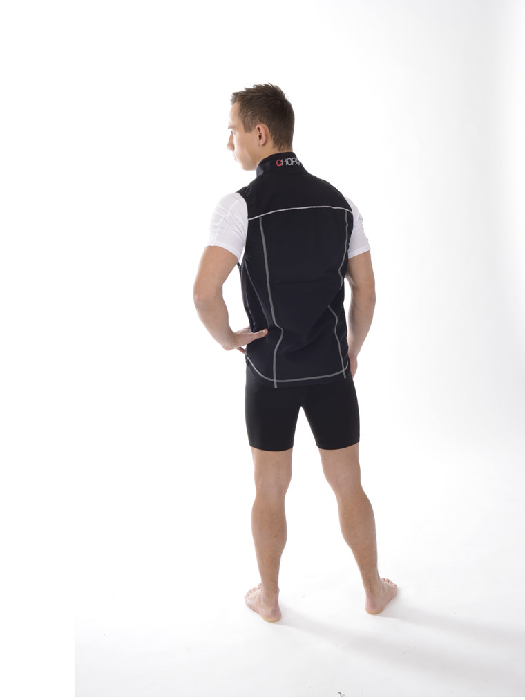 Rowing Gilet no. R7550 - Gutter
