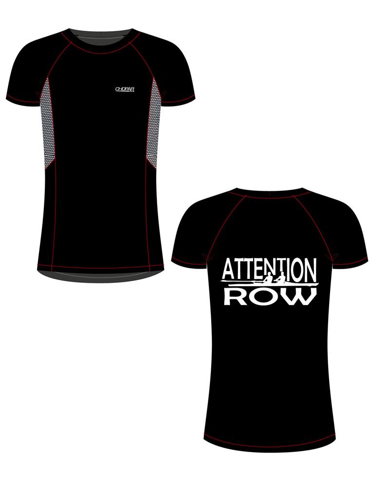 T-shirt no. R6824 - Dame