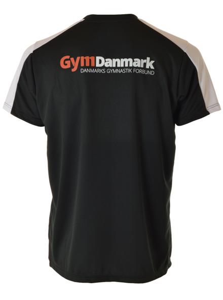 GymDanmark t-shirt - Herre