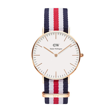 Daniel Wellington Classic 36mm Canterbury DW00100030