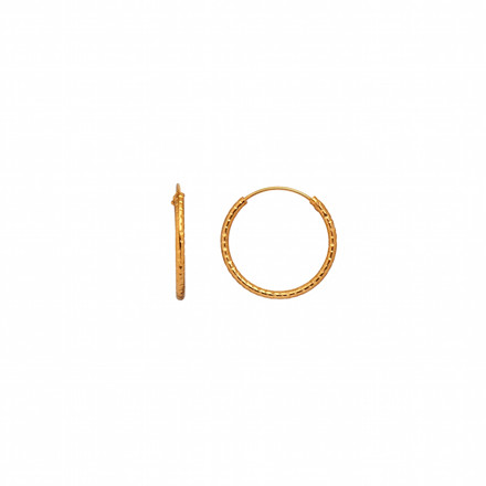 Stine A Tinsel ørering 1100-02
