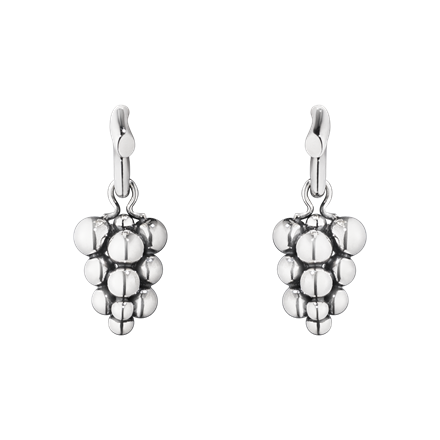 Georg Jensen Moonlight Grapes øreringe 3537834