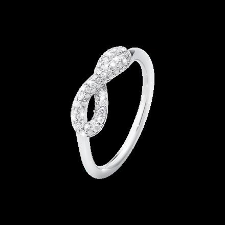 Georg Jensen Infinity ring 3560440