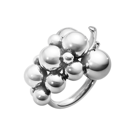 Georg Jensen Moonlight Grapes ring 3561180