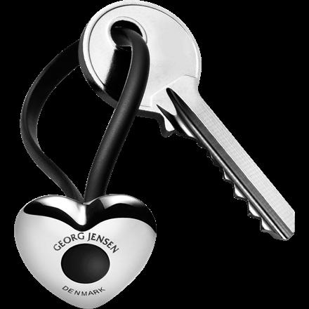 Georg Jensen Heart nøglering 3584869