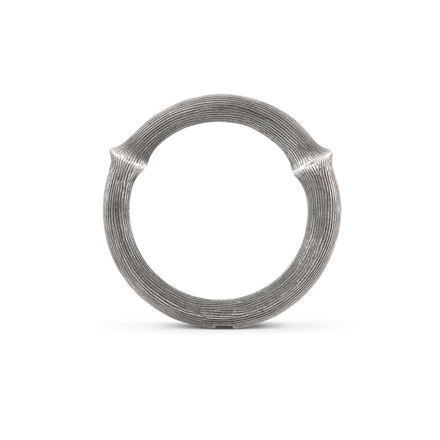 OLE LYNGGAARD COPENHAGEN Silver Nature nr. 4 ring A2683-301