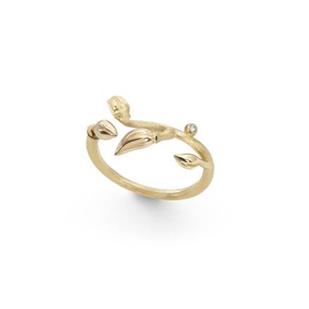 OLE LYNGGAARD COPENHAGEN Blooming ring A2882-401