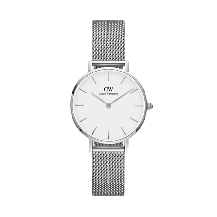 Daniel Wellington Classic Petite 28mm Sterling DW00100220
