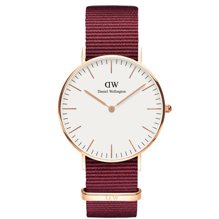 Daniel Wellingtion Classic 36 mm Rosely DW00100271