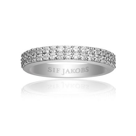 Sif Jakobs Jewellery Corte Due SJ-R10762-CZ