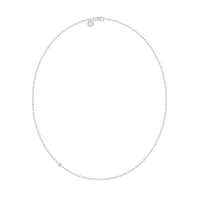 Julie Sandlau NECKLACE RH CZ 40