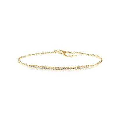Sif Jakobs Jewellery Fucino SJ-B0064-CZ(YG)