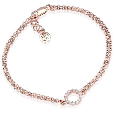 Sif Jakobs Jewellery Biella Piccolo SJ-B337(1)-CZ(RG)
