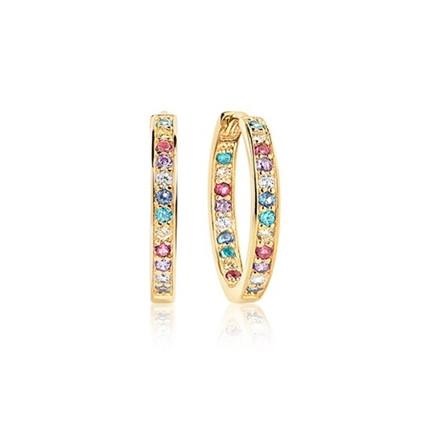 Sif Jakobs Jewellery Corte SJ-E1540-XCZ(YG)