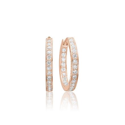 Sif Jakobs Jewellery Corte SJ-E1540-CZ(RG)