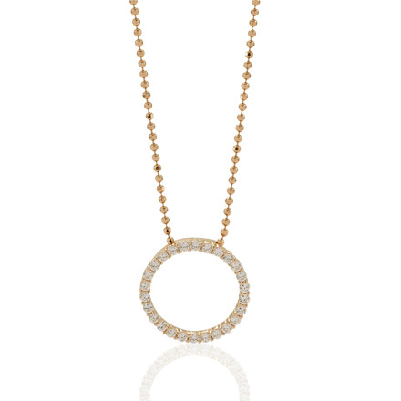 Sif Jakobs Jewellery Biella SJ-P3120-CZ(RG)